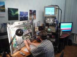 Диагностика и ремонт телевизоров в Москве