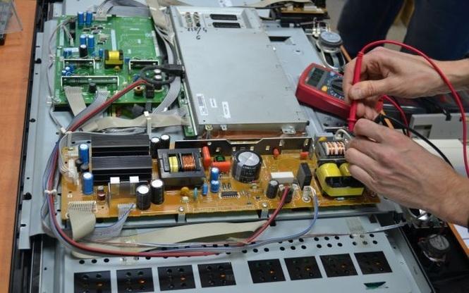 Диагностика и ремонт телевизоров